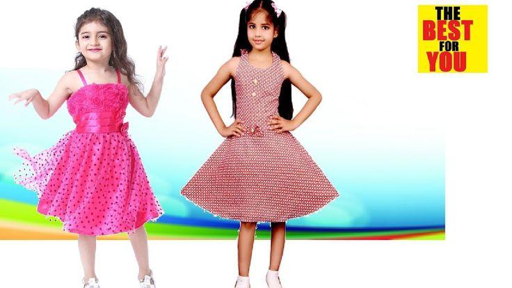 Kids Girls Frock Design Dress design in flipkart and amazon shopping onl...