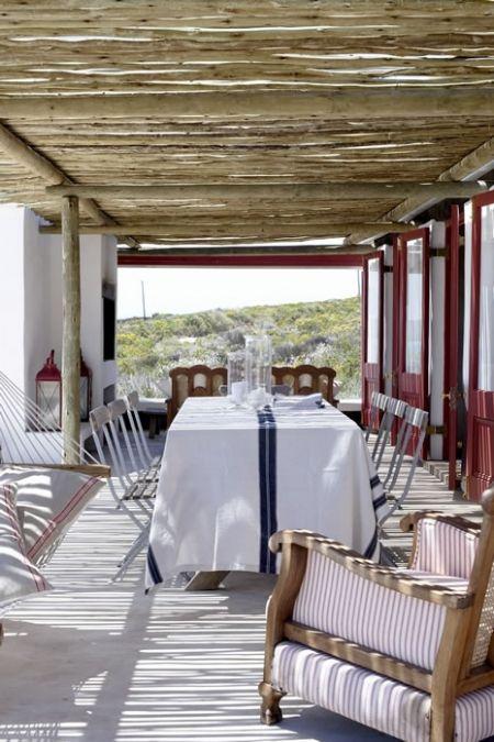 Las Cositas de Beach & eau: Jessica HELGERSON diseño...fotos Lincoln Barbour........interiopres para vivir....exteriores para disfrutar de la vida....................