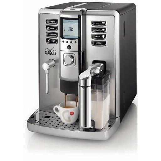 Gaggia 10003380 Accademia Automatic Espresso Machine - Silver (Stainless Steel)