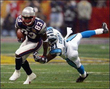 Super Bowl XXXVIII: Celebration