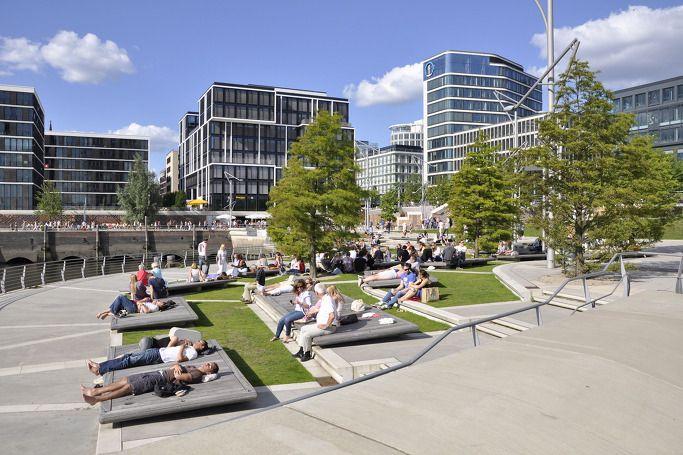 피엘의 디자인 연구소 :: [북유럽의 여름] 독일 함부르크 - 함부르크의 녹지공간과 친수공간