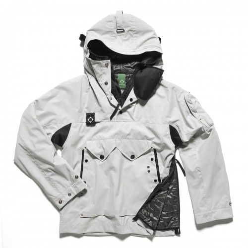 Sniper Cagoule-Merchant White