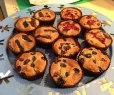 Clean Banana Berry Muffins - Thermomix  Grain Mixture to Soak 75 g quinoa seed  75 g brown rice  70 g buckwheat  50 g millet  40 g almonds  20 g linseed  10 g sesame seeds  200 g water  1 tsp Apple Cider Vinegar or Lemon Juice  Muffins  80 g Pure Maple Syrup  30 g coconut oil  30 g almond milk  2 eggs  2 small bananas or 2 large bananas  2 tsp baking powder  1 level tsp baking soda  1/2 tsp Murray Valley Salt Flakes  berries of choice