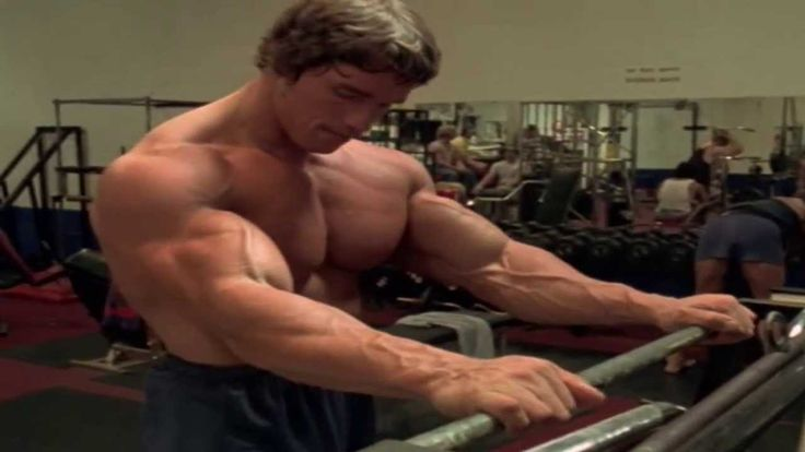 Arnold Schwarzenegger's Motivational Speech (if this doesn't motivate you, nothing will!!)