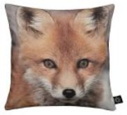 Gorgeous Fox print cushion from By Nord, cute & fluffly little thing
