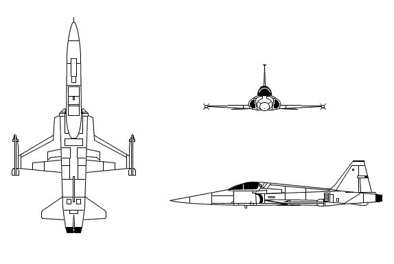 Plik:NORTHROP F-5 FREEDOM FIGHTER-TIGER II.png