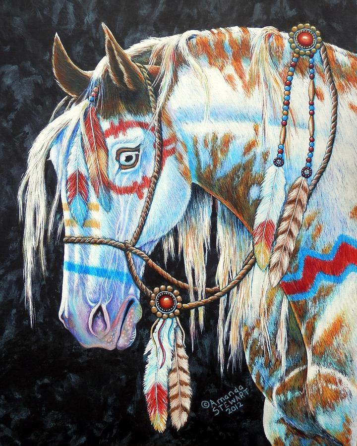 Spirit Horse                                                                                                                                                      More