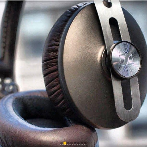 Sennheiser Momentum #Headphones