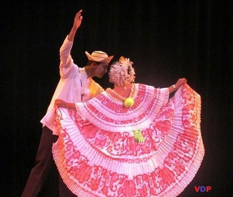 Baile Tipico, Panamá