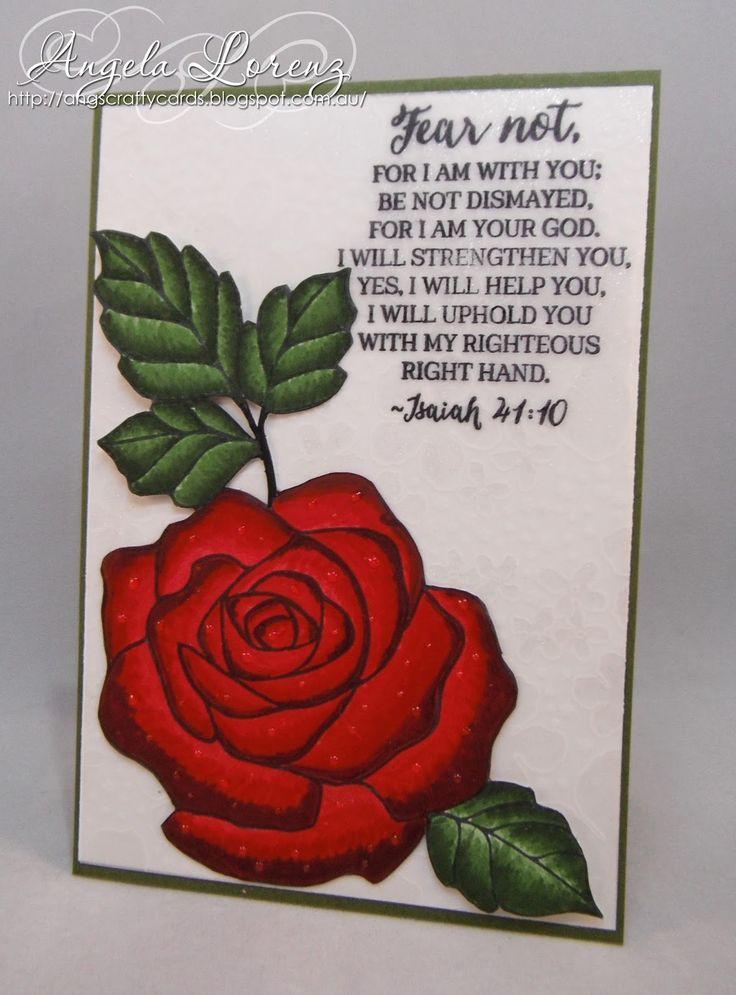 Как сделать открытку фокус с розой, днем рождения женщине