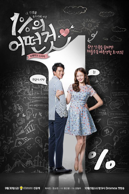 Something About 1 Percent. Best kdrama of 2016! ❤️