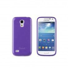 Forro Galaxy S4 Mini Muvit - Minigel Lila  $ 31.951,11