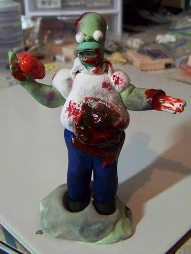 Zombie Homer Simpson