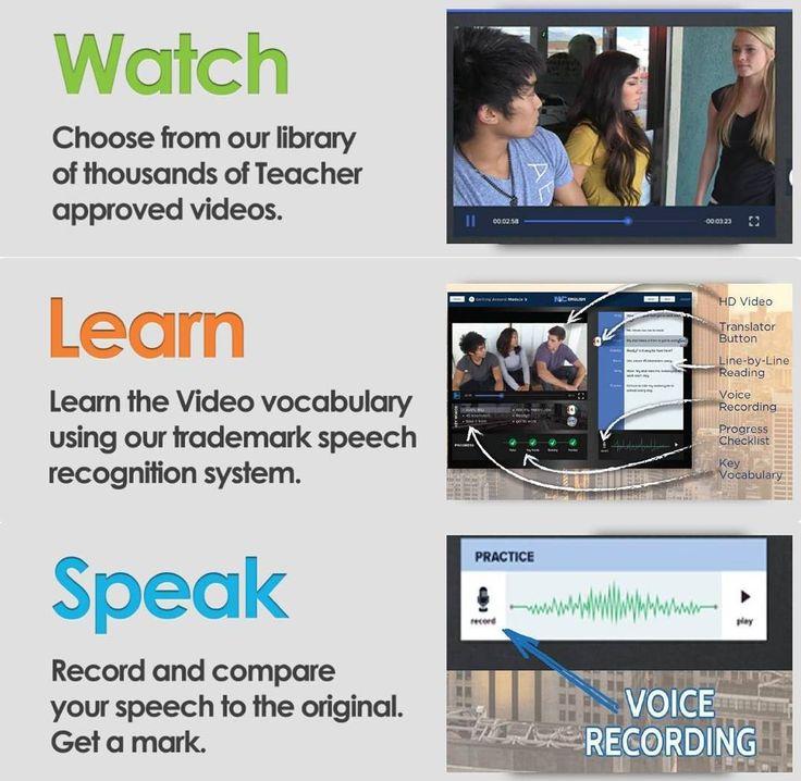 NYC English - Over 900 HD videos. Cutting-edge voice recognition analyzer #english #studyenglish #speakenglish #englishthailand #englishcourse #englishteacher #englishfun #learnenglish #easyenglish #englishfast #bestenglish #englishlearning #englishforall #englishstudent #student #englishpractice #nycaccent #nycenglish #educational #software #best #app #inglés #aprendaingles #cursodeingles #inglesparatodos