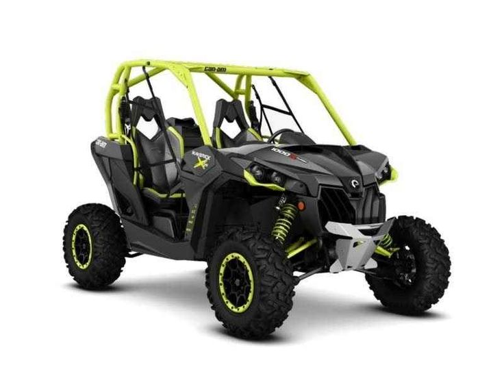 New 2017 Can-Am Renegade 570 ATVs For Sale in Illinois. 2017 Can-Am Renegade 570, 2017 Can-Am® Renegade® 570 PUSH THE BOUNDARIES Take control with the power you want and the ability to easily navigate whatever conditions you encounter. Featuring class-leading horsepower and agile handling, it's simply the best sport-performance 4x4 ride available. Features may include: ROTAX V-TWIN ENGINE OPTIONS CATEGORY-LEADING PERFORMANCE Available with the 48-hp Rotax 570, 78-hp Rotax 850 or 89-hp…