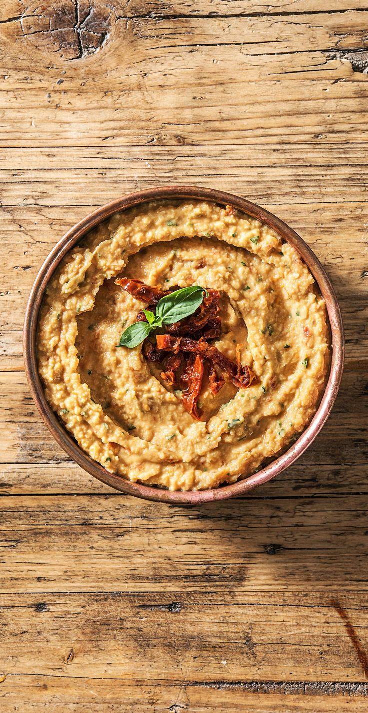 Hummus selber machen – so geht's