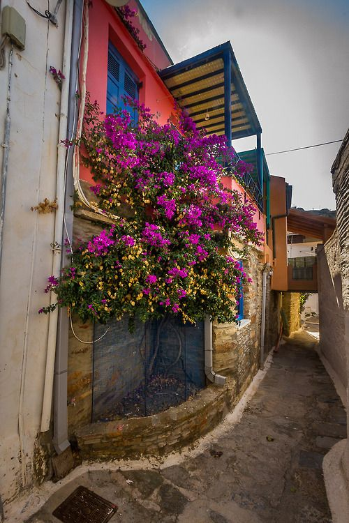 Kea Island, Greece