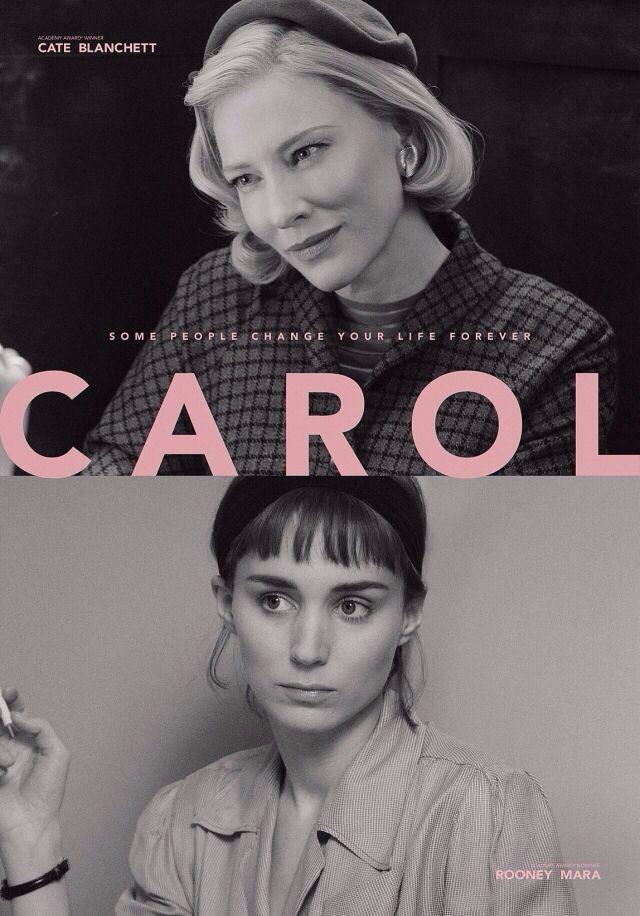 Carol (2015) dir. Todd Haynes