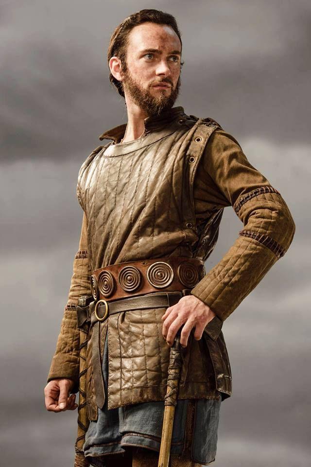Vikings season 3 Athelstan Cast Promotional Pictures