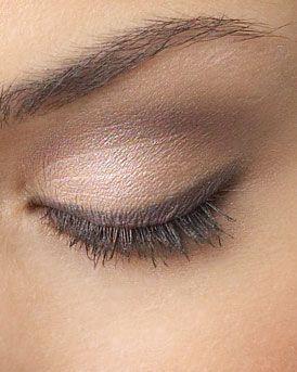 the perfect, natural eye makeup