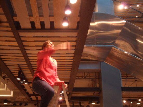 Direccionamiento Paris Arequipa. Isabel Castro, diseñadora del estudio 2013