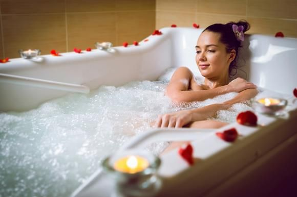 "Forever tip of the week This week's product tip is from Megan Nairn: ""On a cold winter day why not add some Aloe Heat Lotion to a nice hot bath to relax your muscles""."