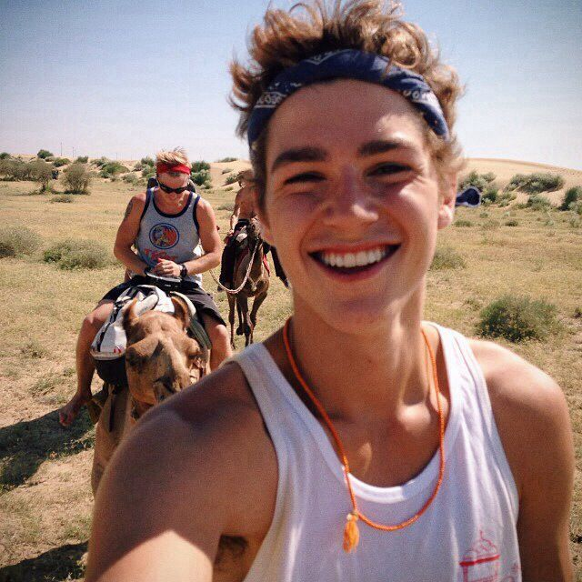Jack Harries on his journey across the entire country of India.