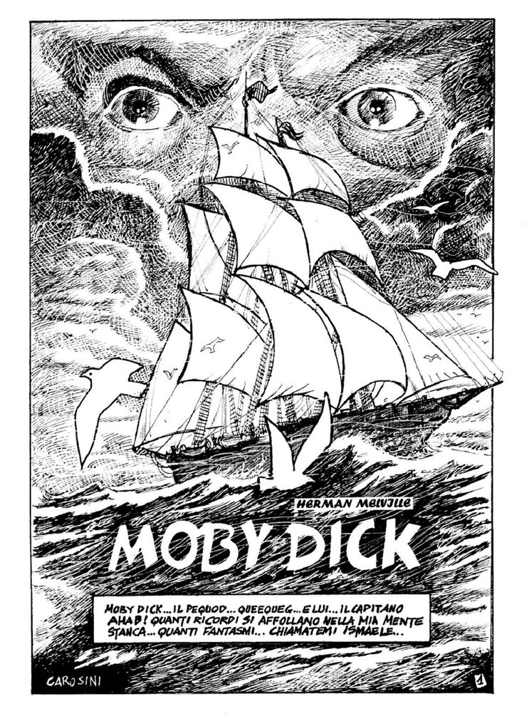 tavola da Moby Dick - Ed. Medical System (2000)