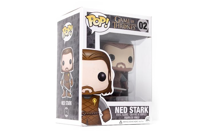 POP! Television: Game Of Thrones - Ned Stark