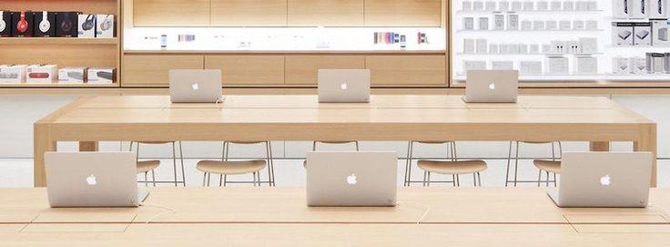 En la Tienda de Apple Sigue siendo el Destino Más Popular para Comprar un Mac en los Estados unidos
