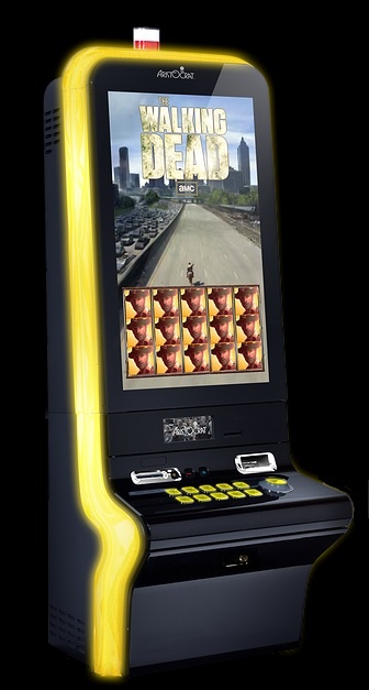 The Walking Dead:  Slot Machine. Slated to hit casinos Fall 2013. Will it come to Foxwoods?
