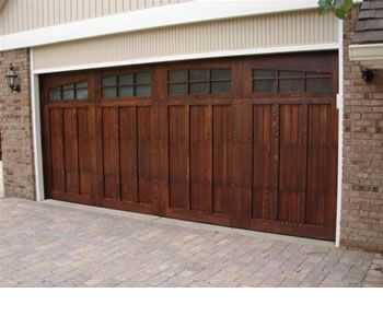 107 best images about garage doors on pinterest wood garage doors wrought iron and wooden - Custom size garage doors ...