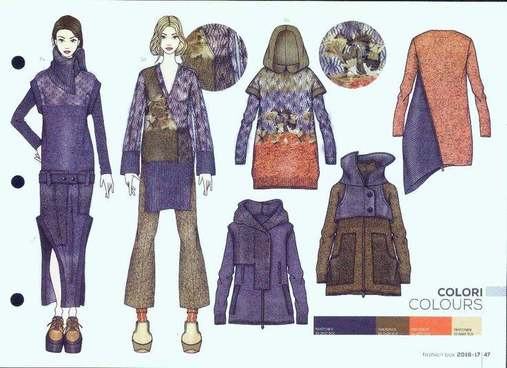 Fashion Box Knitwear Women - Trend Forecast A/W 2016/17