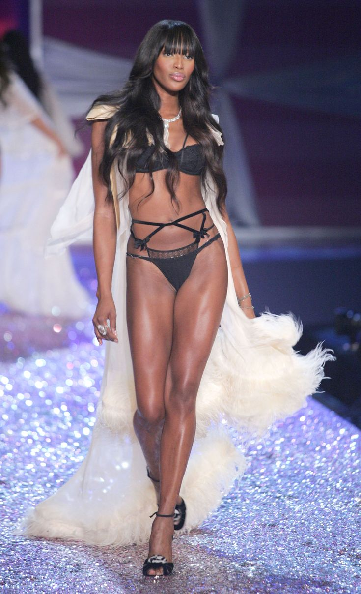 Naomi Campbell - if I had this body.... sigh