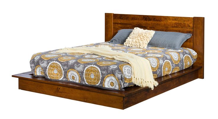 44 best solid wood platform beds images on pinterest - Best bedroom furniture for the money ...