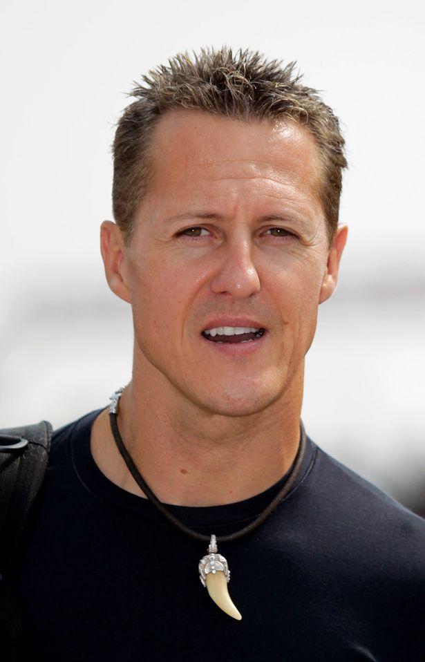 Michael Schumacher   M...