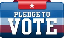 Visit Respectmyvote.com and find out what ID you need to vote in your state.