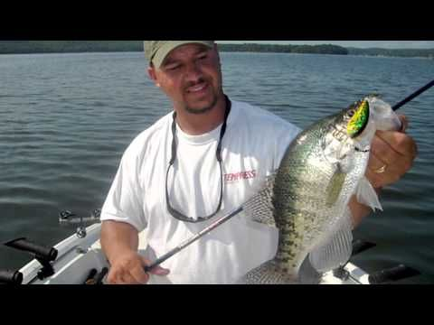 Tips for Good Crappie Fishing