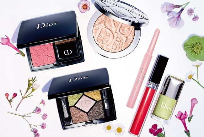 GLOWING GARDENS #Dior #SS16