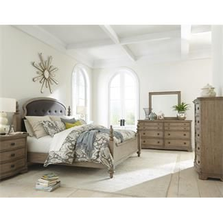 Corinne Poster Bed I Riverside Furniture