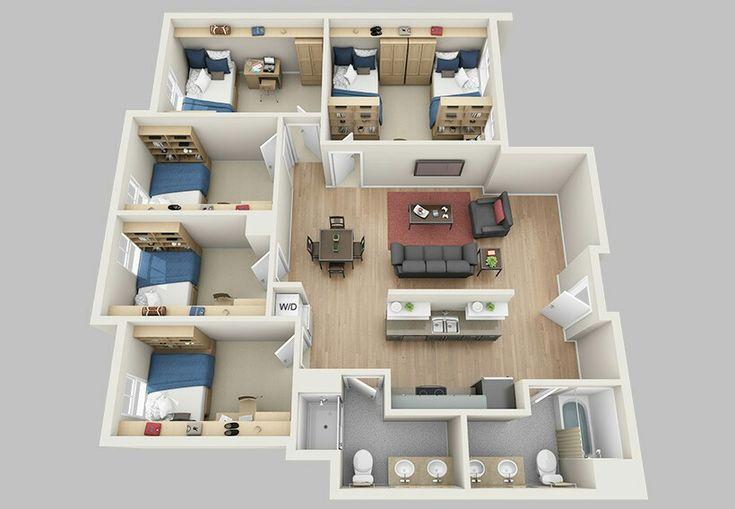 Pin Oleh Djoa Dowski Di Top View Inside House Ide Dekorasi Rumah Desain Rumah Desain Rumah Minimalis
