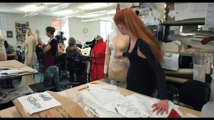 TIMEDRESS | Creation des costumes     Mylène Farmer Timeless 2013