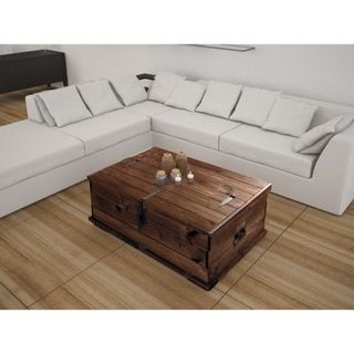 Valencia Coffee Table with Storage