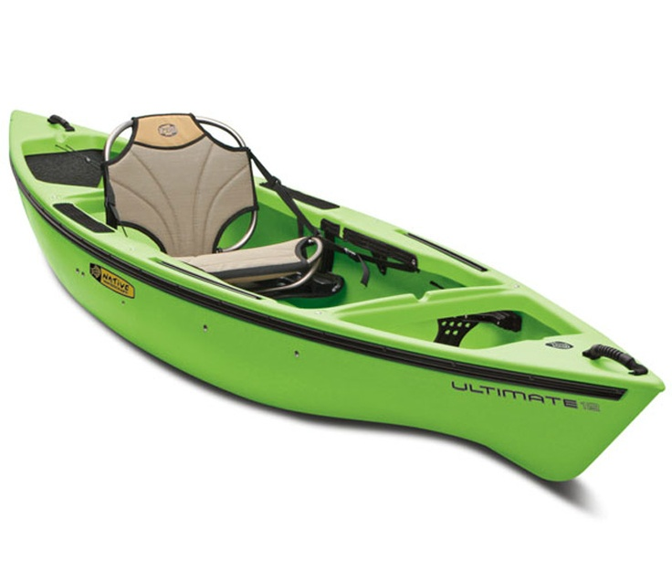 Best 46 kayaks and canoes images on pinterest canoes for Native fishing kayak