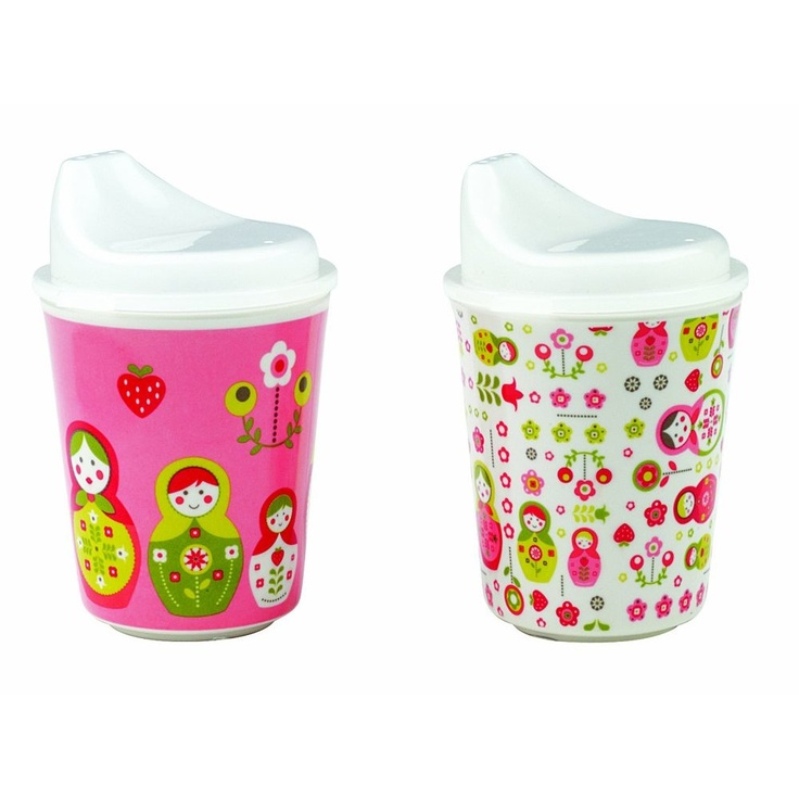 Am I too old for Sippy cups?Russian Dolls, Sippy Cups, Sugarboog Sippy, Cups Sets, Nests Dolls, 2Nd Birthday, Kids, Dolls Sippy, Matryoshka Dolls