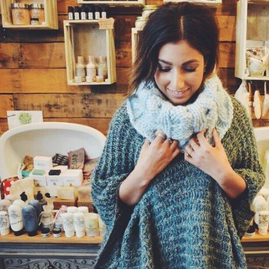 Cabled Cowls to brighten the greyest of days • N O V E M B E R 🌧 • • 📷: @thepamperedbaby • • #goodthings #warmandcozy #novemberishere