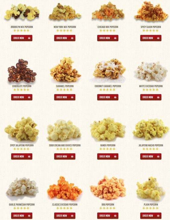 Fun Flavors from Brooklyn Popcorn | Making of a Mom