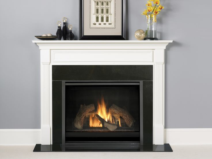 heat and glo 8000 series gas fireplace for the home