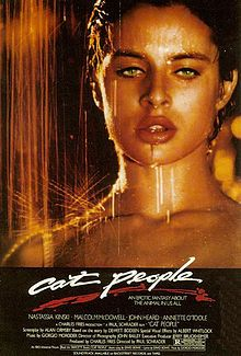poster Cat People (1982)