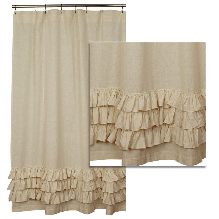 Best 25+ Farmhouse Shower Curtain Ideas On Pinterest
